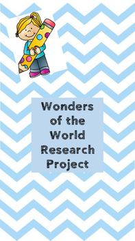 Wonders of the World Project Packet
