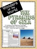 Wonders of the World: Pyramids of Giza