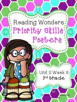 Wonders~Priority  Skills~ Unit 2 Week 5