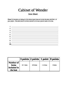 Wonderstruck Novel Project