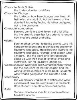 Wonderstruck by Brian Selznick Novel Study