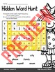 Wondrous Word Searches- Journeys Unit 5- First Grade
