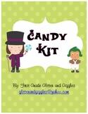 Wonka Candy Themed Kit