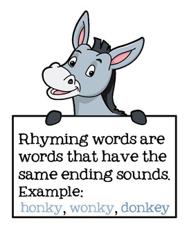 Wonky Donkey Book Extension 1-2