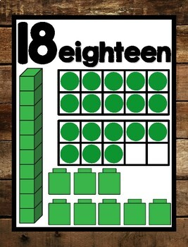 Wood Beach Room Number Signs Number Posters