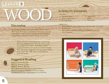 Wood Lesson Plan