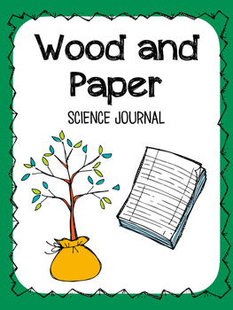 Wood and Paper Science Journal FREEBIE