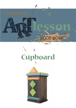 Wood work - Cupboard