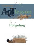 Wood work - Hedgehog