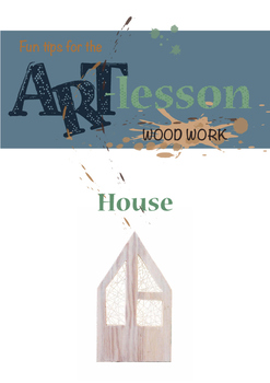Wood work - House