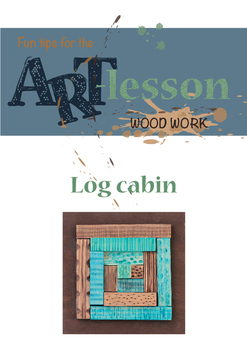 Wood work - Log cabin