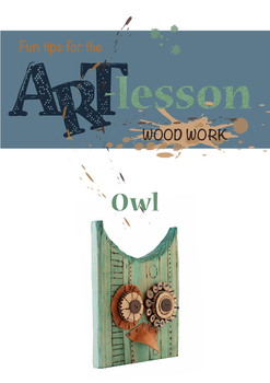Wood work - Owl