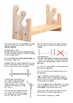 Wood work - Shelf