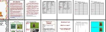Intermediate Woodchucks Literacy Unit