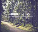 Wooded Areas - New Year's Comprehension Lesson with Answer Guide