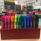 Wooden Block Templates For Organized Classroom Supplies