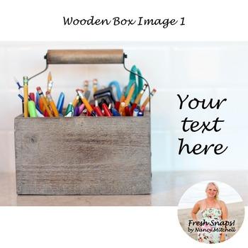 Wooden Box Image 1