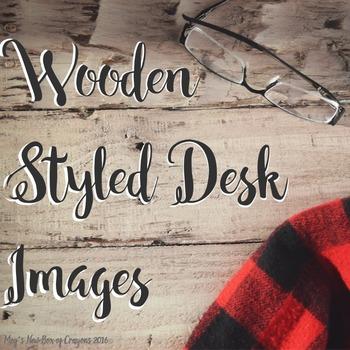 Wooden Styled Desk Images