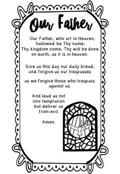 Wooden Theme Prayer Posters