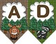 Woodland Adventures Focus Wall Banners