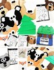 Woodland Animal Easy Art and Writing Activities