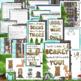 Woodland Animal Classroom Decor Editable