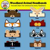 Woodland Animal Headbands