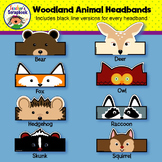 Woodland Animal Headbands