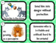 IDIOM TASK CARDS Woodland Animal Idioms Idioms Activity Literacy Center Games