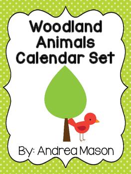 Woodland Animals Theme