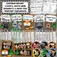 Woodland Animals Class Decor Bundle (Posters, Binder Covers, Schedule, Calendar)