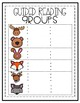 Woodland Animals Guided Reading Small Groups Organization