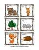 MATCHING TASKS Woodland Animals