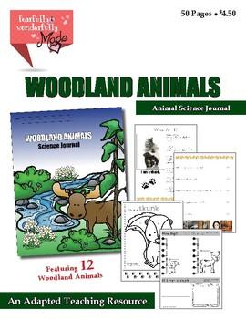 Woodland Animals - Science Journal
