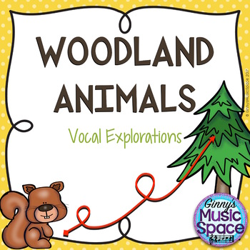 Woodland Animals Vocal Explorations