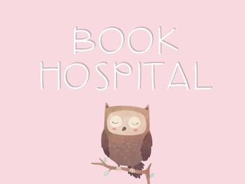 Woodland Book Hospital Posters