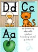 Woodland Creatures Alphabet and Ten Frames