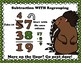 Woodland Critter 2 Digit Subtraction With Regrouping Task Cards