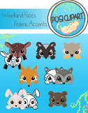 Woodland Faces - Frame Accents