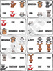 Woodland Forest Animals - Puzzle