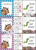 Skip Counting Clip it Cards Woodland Forest Animals