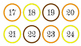 Woodland/Forest/Camp Classroom Numbers/Calendar