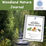 Woodland Forest Nature Journal