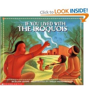 Woodland (Iroquois) Indian Lesson & Craft