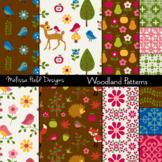Woodland Patterns
