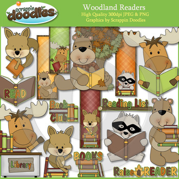 Woodland Readers