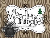 Woodland Reading Rotation Presentation