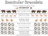 Woodland Reminder Bracelets