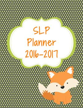 Woodland SLP Planner