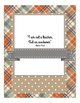 Woodland Themed Binder Covers and Inserts